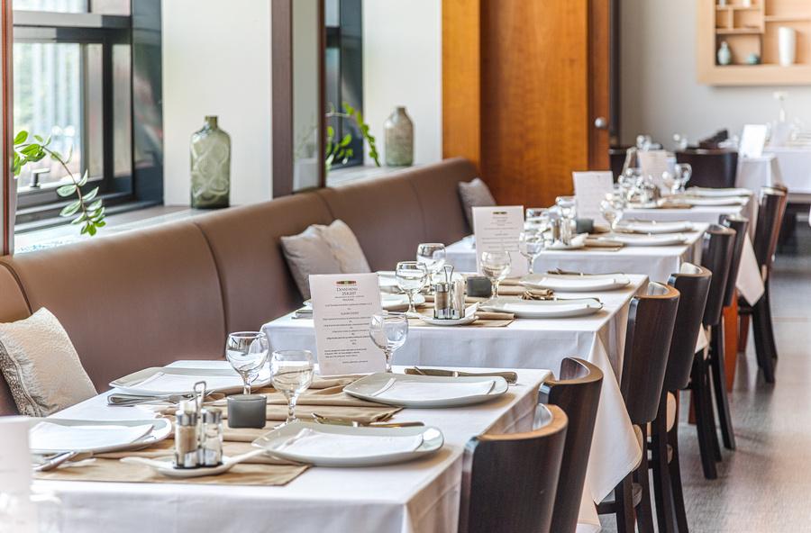 Restaurace Trisia_interier